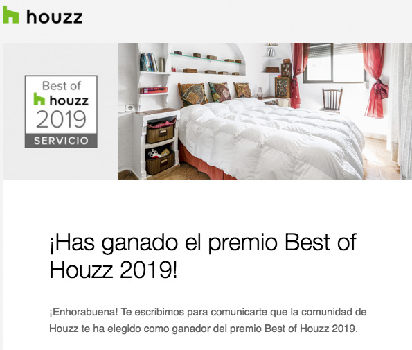 Best of Houzz 2019 Alessandra Favetto